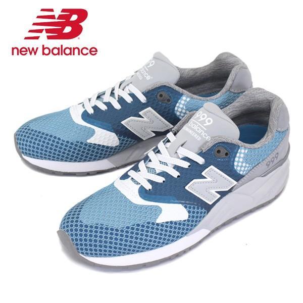 saleセールnewbalance(ニューバランス)MRL999AKローカットスニーカーMOSAICBLUEブルーNB421