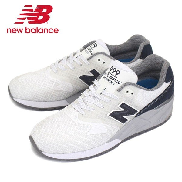 saleセールnewbalance(ニューバランス)MRL999AWローカットスニーカーWHITEホワイトNB422