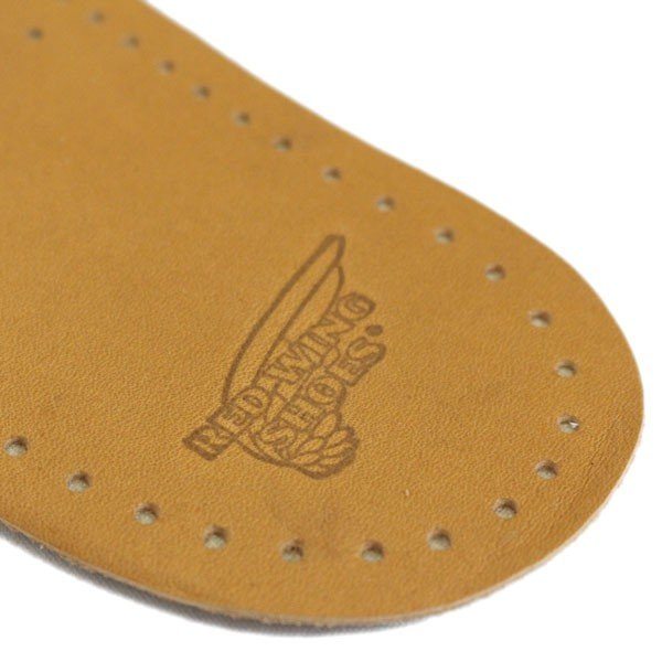 RED WING(レッドウィング) 96356 Leather Footbed Insole (レザーフットベッドインソール) 中敷き