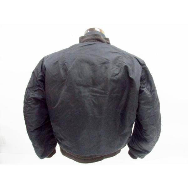 BUZZ RICKSON'S バズリクソンズ 10th MA-1 ブラック/黒 SIZE:38 中古  12/10値下済|thrift-webshop|02