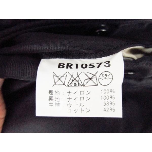 BUZZ RICKSON'S バズリクソンズ 10th MA-1 ブラック/黒 SIZE:38 中古  12/10値下済|thrift-webshop|06