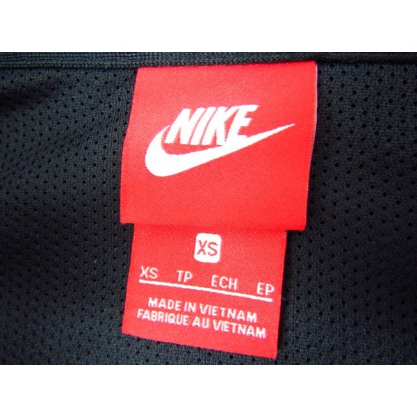 NIKE ナイキ BIG SWOOSH ANRK JACKET ビッグスウォッシュ アノラックジャケット AJ1405-011 SIZE:XS|thrift-webshop|05