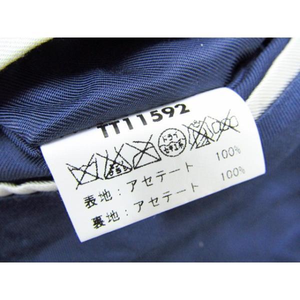 TAILOR 東洋 スカジャン サテン キルティング TT11592 SIZE:S thrift-webshop 04