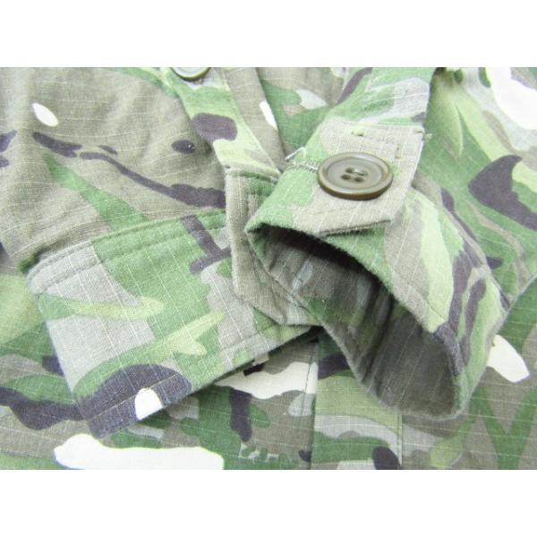 BAGARCH バガーチ ミリタリージャケット SIZE:M|thrift-webshop|04