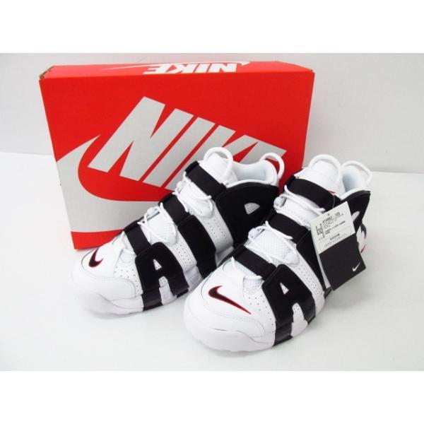 《メンズ靴》未使用 NIKE AIR MORE UPTEMPO ナイキ エア モア アップテンポ 414962-105 SIZE:28.5cm【中古】|thrift-webshop