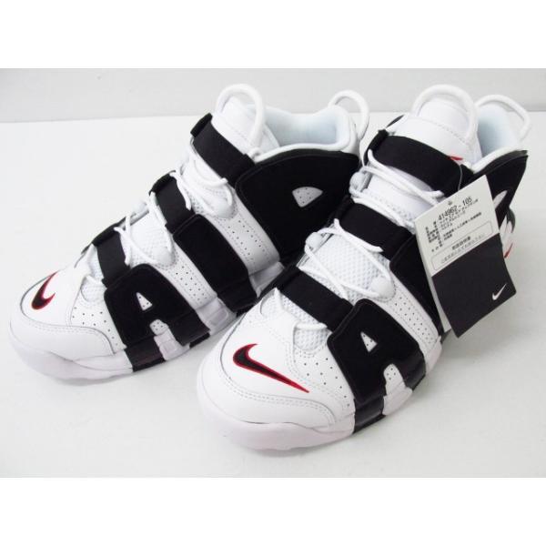 《メンズ靴》未使用 NIKE AIR MORE UPTEMPO ナイキ エア モア アップテンポ 414962-105 SIZE:28.5cm【中古】|thrift-webshop|02