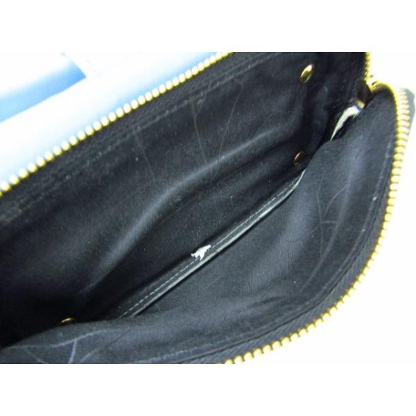 《レディース財布》BERACAMY 2つ折り長財布 (小銭入れあり) 中古