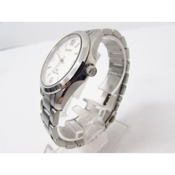 《腕時計/ウォッチ》セイコー SEIKO グランドセイコー Ref.8J55-0010 クォーツ メンズ 腕時計|thrift-webshop|02