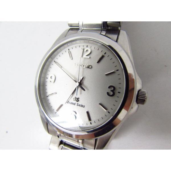 《腕時計/ウォッチ》セイコー SEIKO グランドセイコー Ref.8J55-0010 クォーツ メンズ 腕時計|thrift-webshop|08