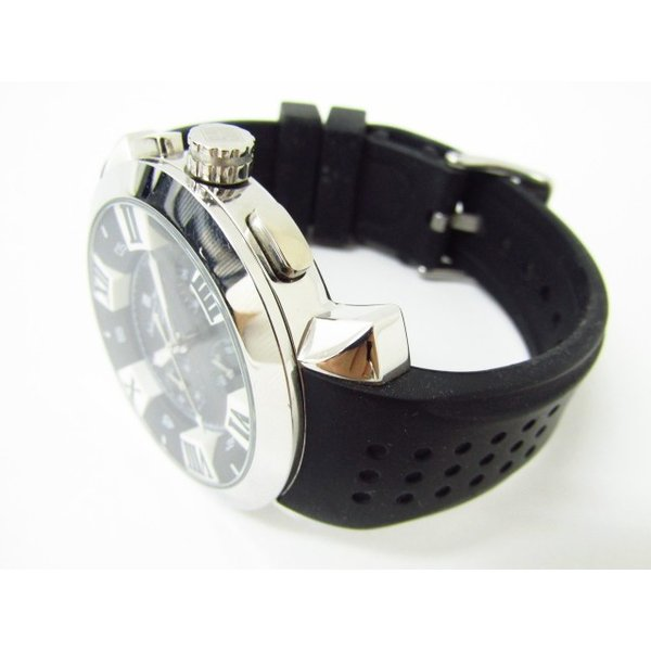 Salvatore Marra サルバトーレマーラ SM14102-1 クロノグラフ クォーツ腕時計 thrift-webshop 03