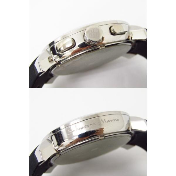 Salvatore Marra サルバトーレマーラ SM14102-1 クロノグラフ クォーツ腕時計 thrift-webshop 05