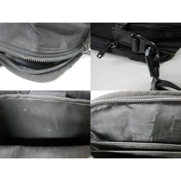 送料無料!《メンズカバン》TUMI 26141 DH ALPHA トゥミ エクスパンダブル・オーガナイザーブリーフ ケース 鞄【中古】|thrift-webshop|05