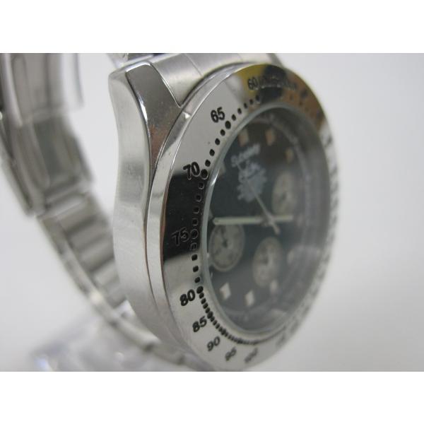 送料無料!《腕時計/ウォッチ》subciety×81LDK サブサエティ ハイエルディーケー クロノグラフ 時計【中古】|thrift-webshop|03