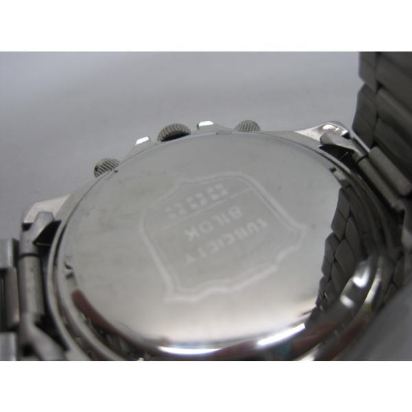 送料無料!《腕時計/ウォッチ》subciety×81LDK サブサエティ ハイエルディーケー クロノグラフ 時計【中古】|thrift-webshop|05