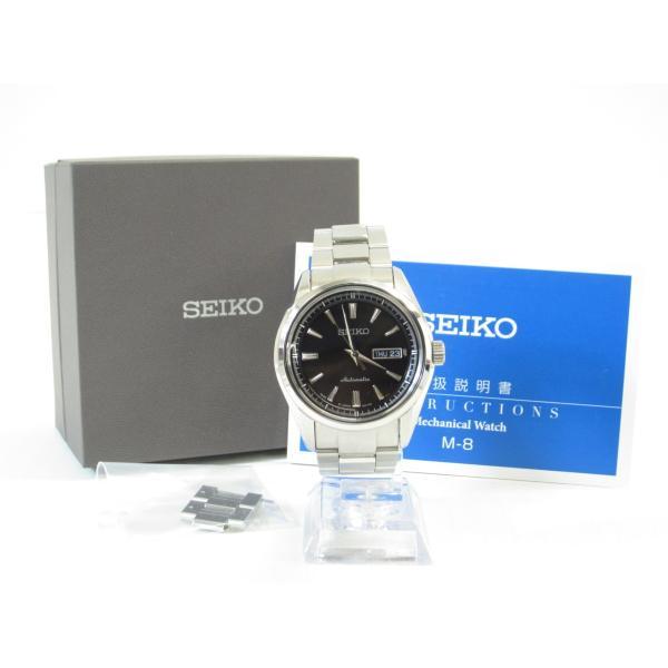 SEIKO セイコー PRESAGE プレサージュ SARY057 オートマチック 自動巻き コマ付属 腕時計 #UA7940