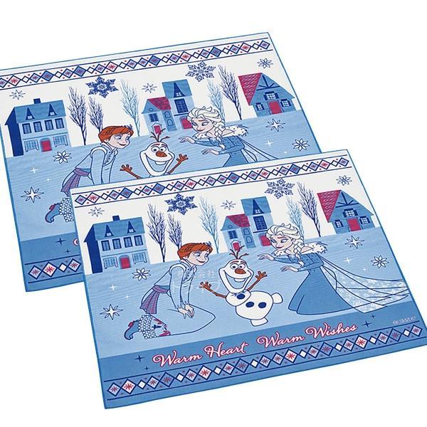 アナと雪の女王2 ランチクロス お買い得2枚セット メール便対応品
