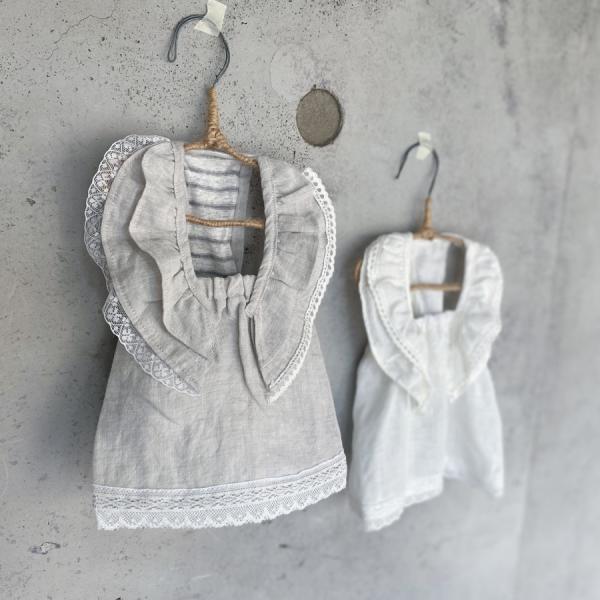 27-ルイスドッグ louisdog Linen Swing Dress