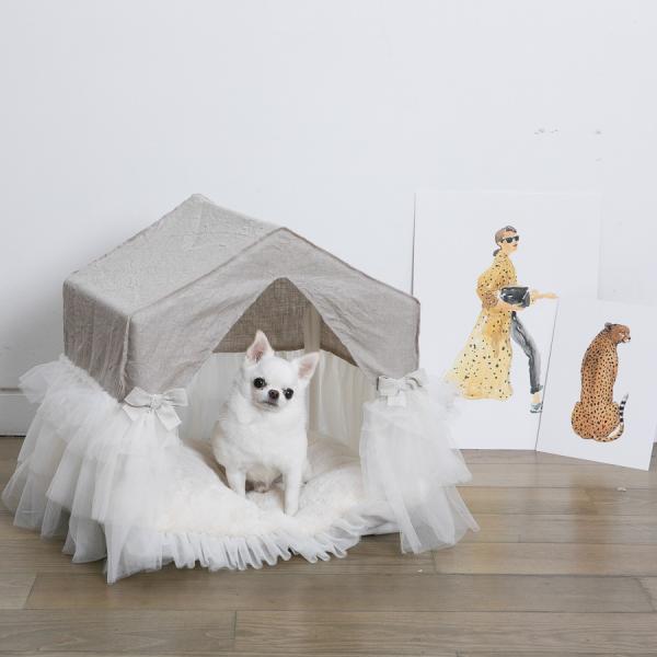2-ルイスドッグ louisdog Linen Peekaboo/TUTU