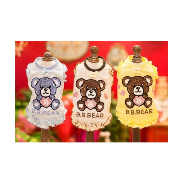2-ブルブブ BUL BU-BU COOL Spark Bear T/K