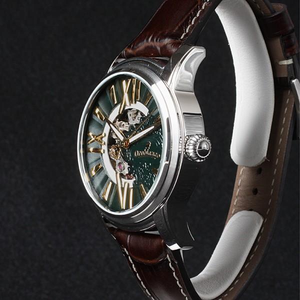 オロビアンコ ORAKLASSICA オラクラシカ TiCTAC オンライン別注モデル 【限定100本】 腕時計 メンズ OR-0011-10 【送料無料】【代引き手数料無料】|tictac|02