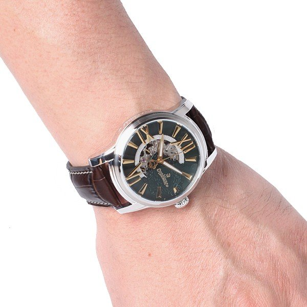オロビアンコ ORAKLASSICA オラクラシカ TiCTAC オンライン別注モデル 【限定100本】 腕時計 メンズ OR-0011-10 【送料無料】【代引き手数料無料】|tictac|03