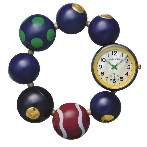 tsumori chisato ツモリチサト Crazy Happy Ball クレイジー ハッピーボール 腕時計 SILCT015 【送料無料】【代引き手数料無料】|tictac