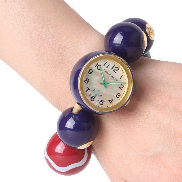 tsumori chisato ツモリチサト Crazy Happy Ball クレイジー ハッピーボール 腕時計 SILCT015 【送料無料】【代引き手数料無料】|tictac|02