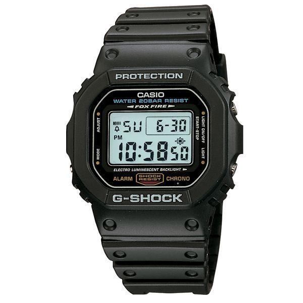 G-SHOCK ジーショック 腕時計 【国内正規品】 メンズ DW-5600E-1|tictac