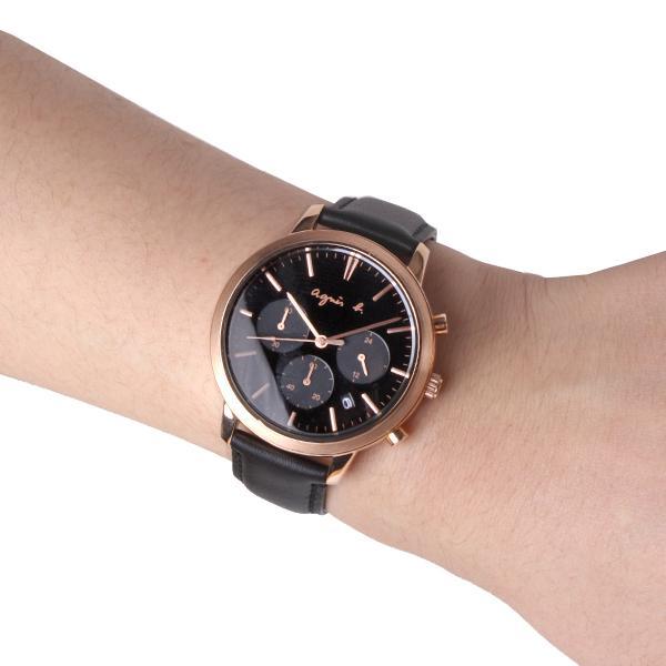 agnes b. アニエスベー SAM ペア 国内正規品 腕時計 メンズ  FCRT966