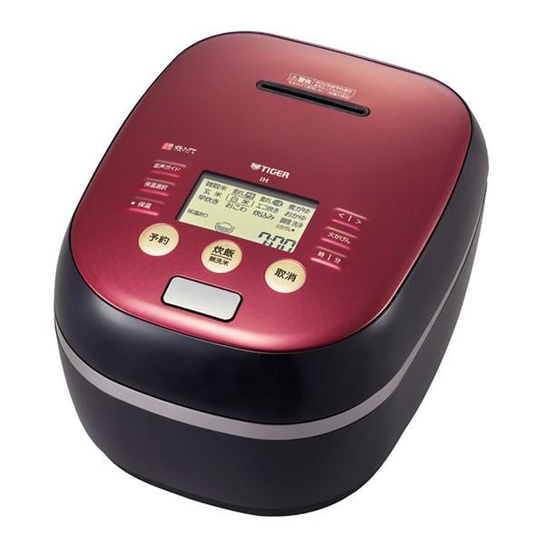 炊飯器ごはん 5.5合 タイガー 土鍋 圧力IH 期間限定お試し価格 タイガー魔法瓶 麦めし JPH-B102KW もち麦 新作 大人気 ワインブラック