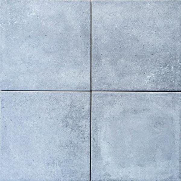 磁器 タイル 300角 コンクリート風 グレー色 シンプルモダン。滑り止め(防滑)防汚(汚れに強い)内装用・外床用・敷石(内・外床、玄関 ポーチ・ベランダ・