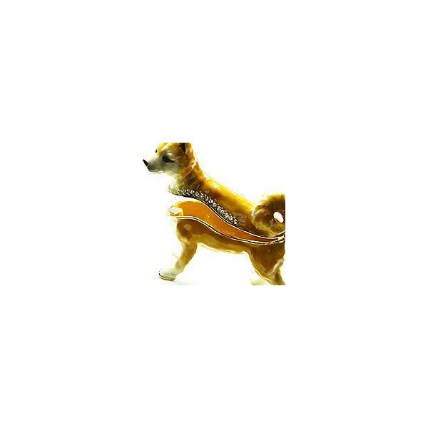 秋田犬/宝石箱/ジュエリーボックス|time-yume7|03