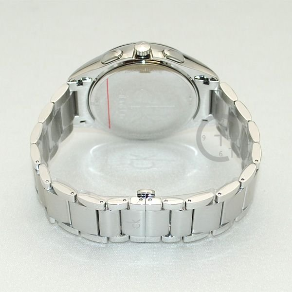 Calvin Klein CK (カルバンクライン) 時計 腕時計 K2A27126  ブレス シルバー メンズ ウォッチ クォーツ|timeclub|04