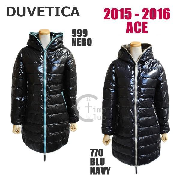 DUVETICA デュベティカ 2015-2016 ダウンジャケット ACE エース レディース ※返品・交換不可|timeclub