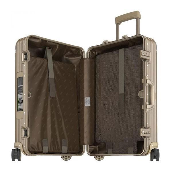 RIMOWA リモワ TOPAS TITANIUM E-Tag トパーズ チタニウム 67L 924.63.03.5 シャンパンゴールド TSAロック スーツケース キャリーバッグ|timeclub|05