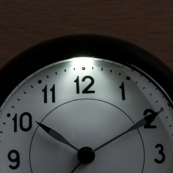 ARNE JACOBSEN アルネ ヤコブセン テーブル クロック ステーション 時計 置き時計 目覚まし時計 アナログ ブラック 黒 グレー ブラウン 茶 グリー|timelovers|11