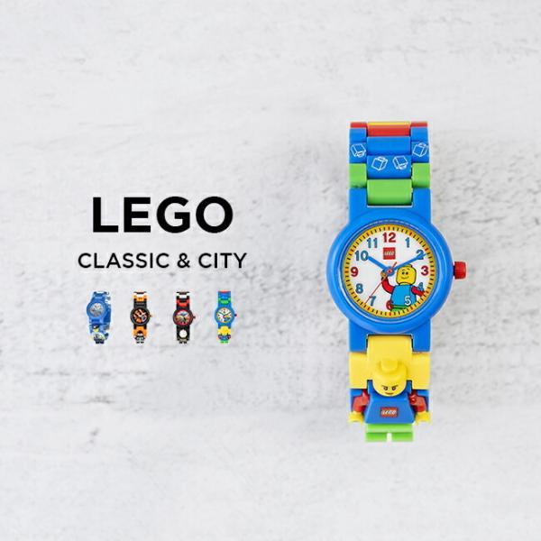 <title>LEGO レゴ ウォッチ クラシック シティ 腕時計 キッズ 子供 男の子 信用 女の子 アナログ ブルー 青 イエロー 黄色 ホワイト 白 ブラック 黒 ピンク グリーン</title>