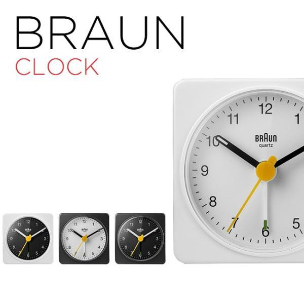 <title>BRAUN ブラウン アラーム クロック BC02 時計 置き時計 目覚まし時計 トラベル 旅行 携帯 小型 アナログ ブラック NEW 黒 ホワイト 白 BC02B BC02BW BC02W BC02WB</title>