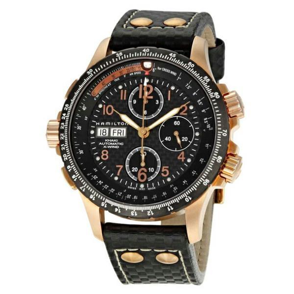 933b77ff98 【並行輸入品】HAMILTON ハミルトン カーキ アビエイション Xウィンド オート クロノ H77696793 腕時計 ...