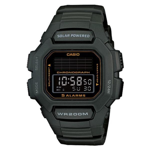 a31ad434cc 並行輸入品】【10年保証】CASIO カシオ スタンダード HDD-S100-3A 腕時計 ...