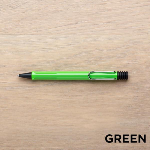 並行輸入品 LAMY ラミー サファリ ボールペン 油性ボールペン 筆記用具 文房具 ブラック 黒 シルバー ホワイト 白 レッド 赤 イエロー 黄色 ピンク グリーン 緑 timelovers 05