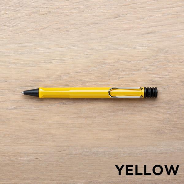 並行輸入品 LAMY ラミー サファリ ボールペン 油性ボールペン 筆記用具 文房具 ブラック 黒 シルバー ホワイト 白 レッド 赤 イエロー 黄色 ピンク グリーン 緑 timelovers 09
