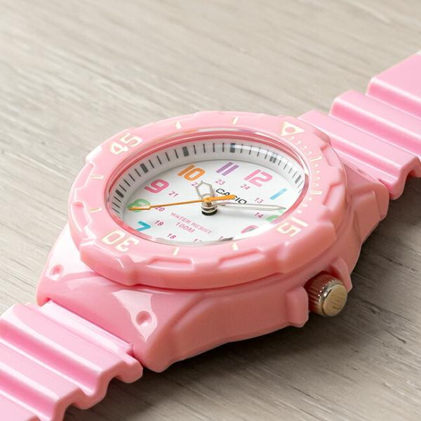 【10年保証】【送料無料】CASIO カシオ  レディース 腕時計 スポーツ アナログ キッズ 子供 女の子 チープカシオ チプカシ プチプラ 防水|timelovers|30