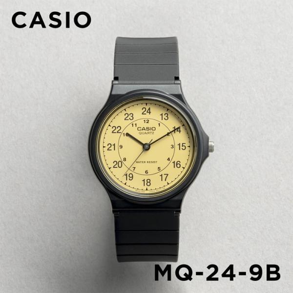 1d1f8eb3da 並行輸入品】【10年保証】CASIO カシオ スタンダード メンズ MQ-24-9B ...