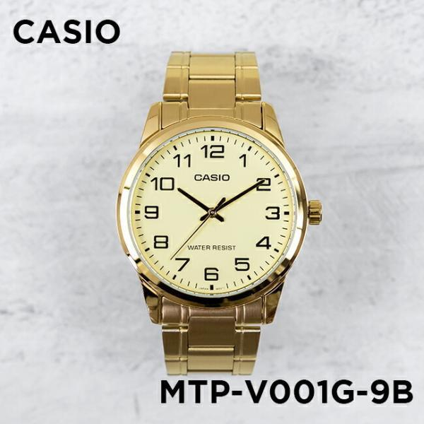449e845552 並行輸入品】【10年保証】CASIO カシオ スタンダード メンズ MTP-V001G ...