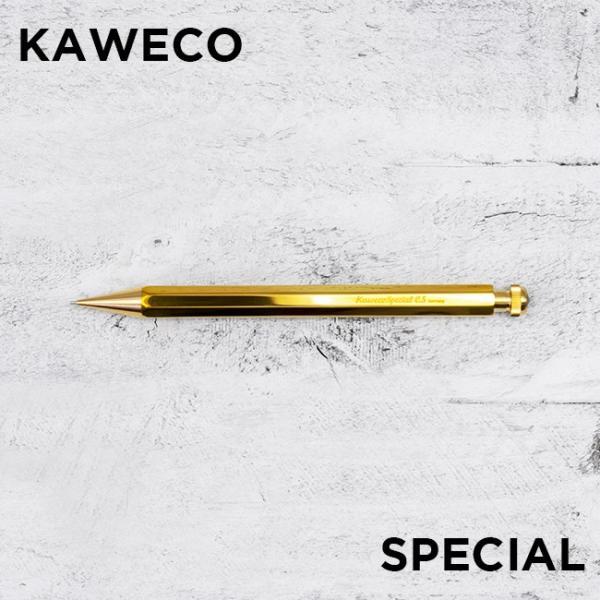 <title>訳あり 小キズあり KAWECO カヴェコ 日本正規代理店品 スペシャル ペンシル ブラス 0.5MM PS-05BR シャープペンシル シャーペン 筆記用具 文房具 ゴールド 金 4250278613402</title>