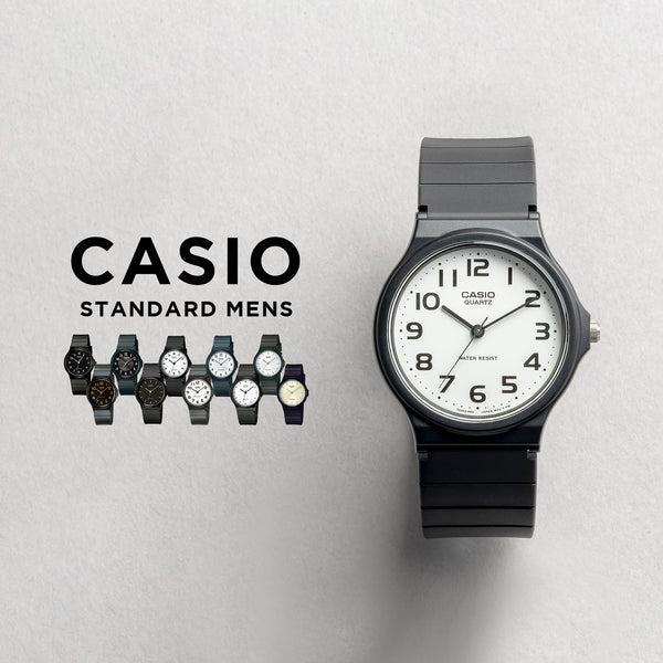 【10年保証】 カシオ スタンダード アナログ メンズ 腕時計 レディース キッズ 子供用 男の子 女の子 プチプラ チプカシ チープカシオ CASIO|timelovers