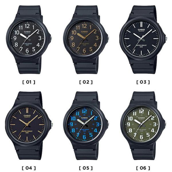 【10年保証】【送料無料】カシオ CASIO アナログ メンズ 腕時計 レディース チープ カシオ チプカシ プチプラ|timelovers|02