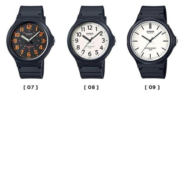 【10年保証】【送料無料】カシオ CASIO アナログ メンズ 腕時計 レディース チープ カシオ チプカシ プチプラ|timelovers|03