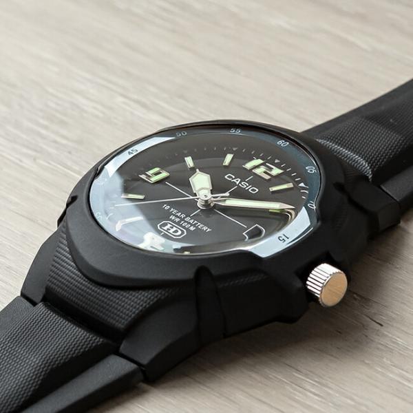 CASIO カシオ スタンダード メンズ 腕時計 10年保証 送料無料 キッズ 子供 男の子 チープカシオ チプカシ アナログ 防水 ブラック 黒 ネイビー レッド|timelovers|03